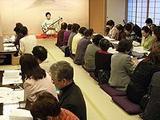 向島「櫻茶ヤ」で粋な小唄で会席料理