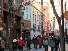 re:春節の横浜中華街