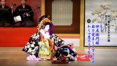 寿初春大歌舞伎(夜の部)