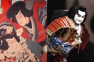 歌舞伎文楽