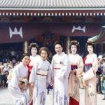 三社祭 直会(なおらい)