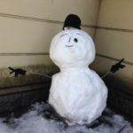 小唄 「雪のだるま」
