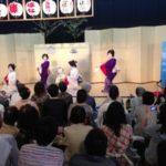 5/18, 19  三社祭  「くみ踊り鑑賞の集い」