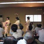 三社祭 組踊り