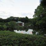 清澄庭園観月会