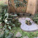 お庭 BEFORE AFTER(ビフォーアフター)